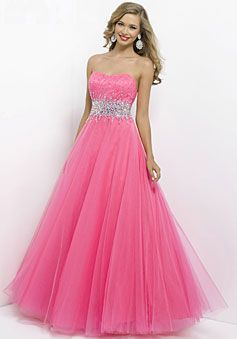 Natural Waist Floor-Length Sweetheart Prom Dress