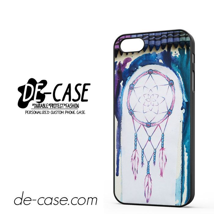 Tip Dropping Crayon Dream Cathcer DEAL-11274 Apple Phonecase Cover For Iphone SE Case