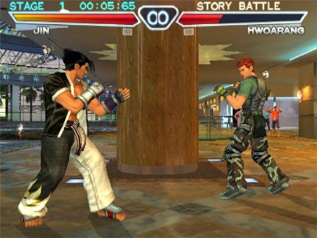 Tekken 4 iso download for android | Tekken 4 ISO For PPSSPP