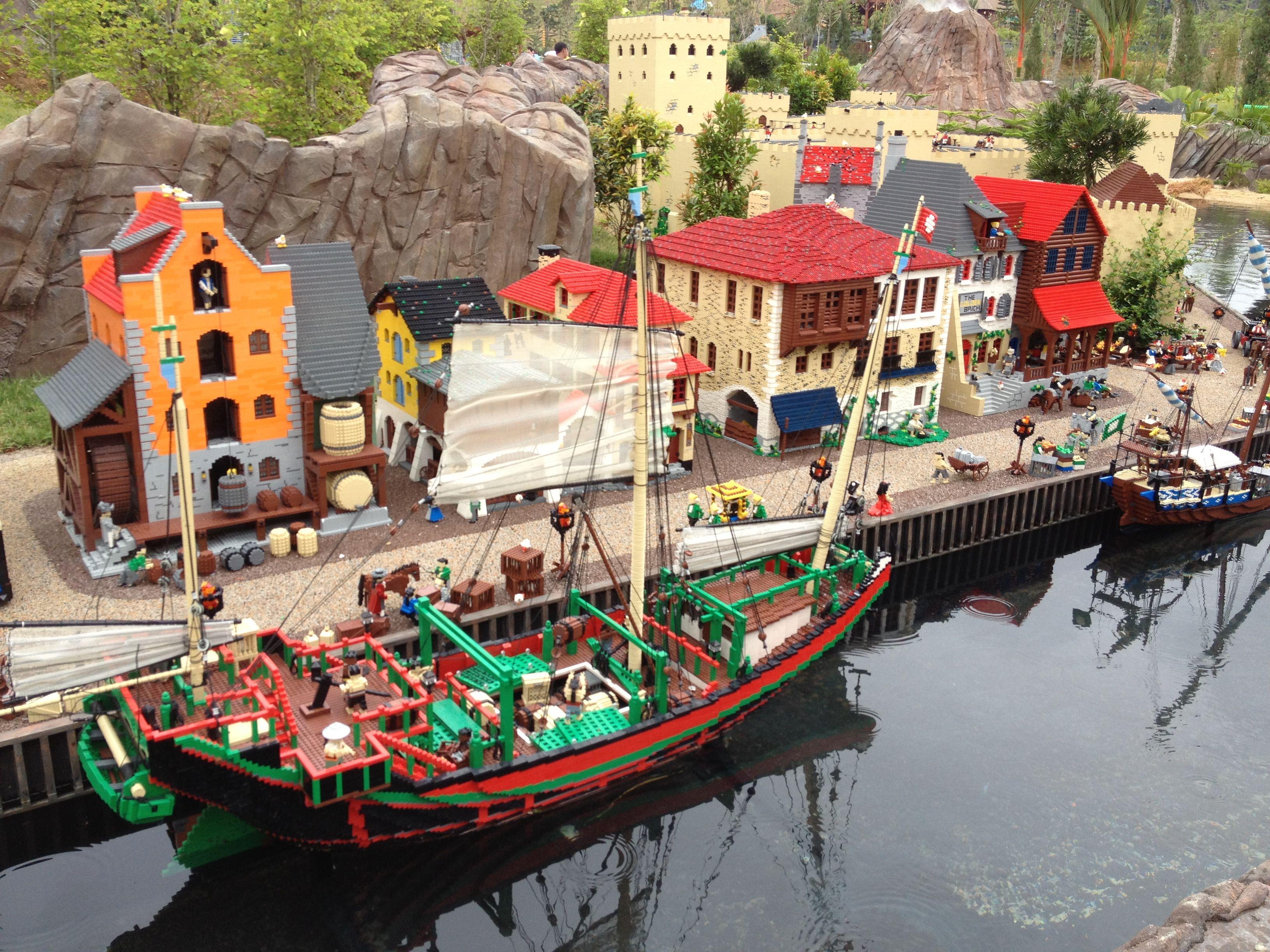 Legoland (Nusajaya), Malaysia   Nusajaya