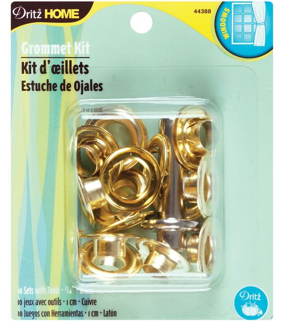 Grommet Kit Joann Diy Throw Pillows Grommets Setting Tools