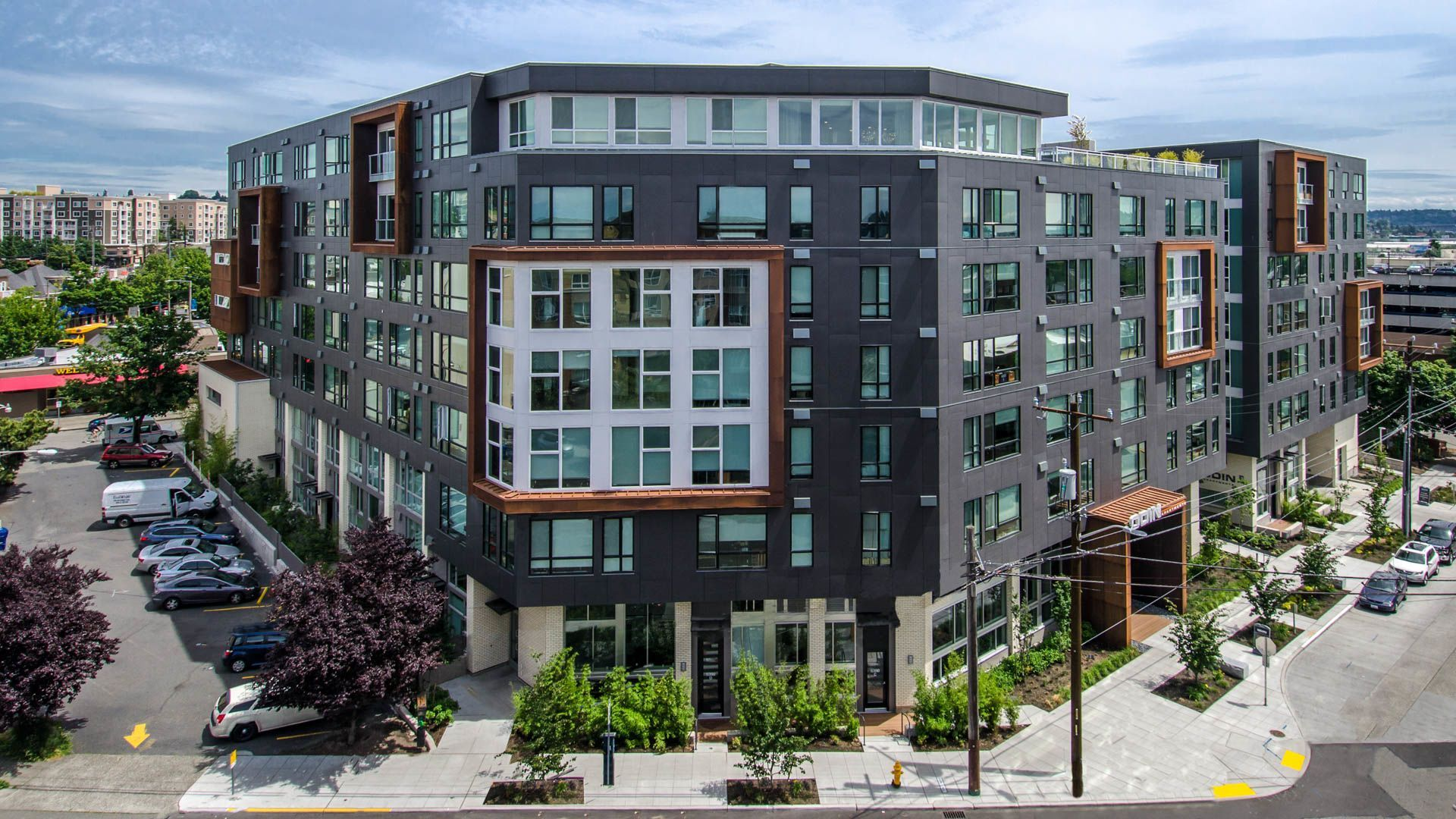 Image result for seattle apartments exterior Willard