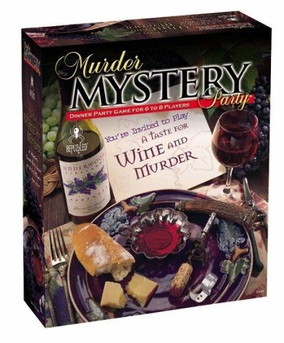 how to plan a murder mystery dinner party
