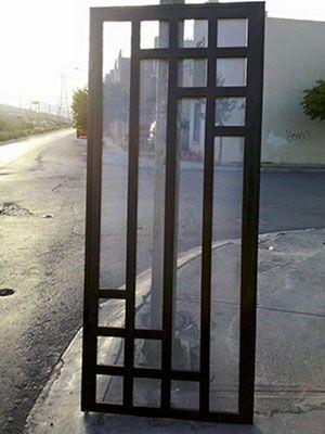 Imagen relacionada detail pinterest rejas herrer a - Puertas mosquiteras de madera ...
