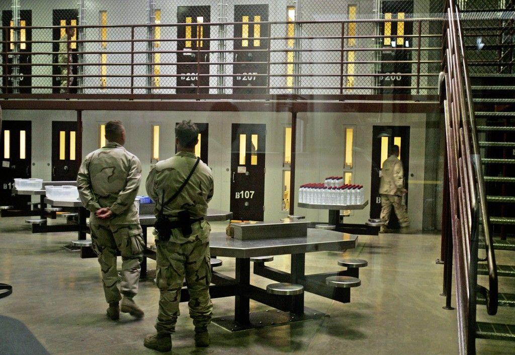 Pin by Riel BrazeauGauvreau on Prisons Guantánamo bay