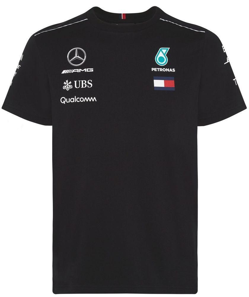 Mercedes AMG Petronas Motorsport Team F1 Driver T-Shirt