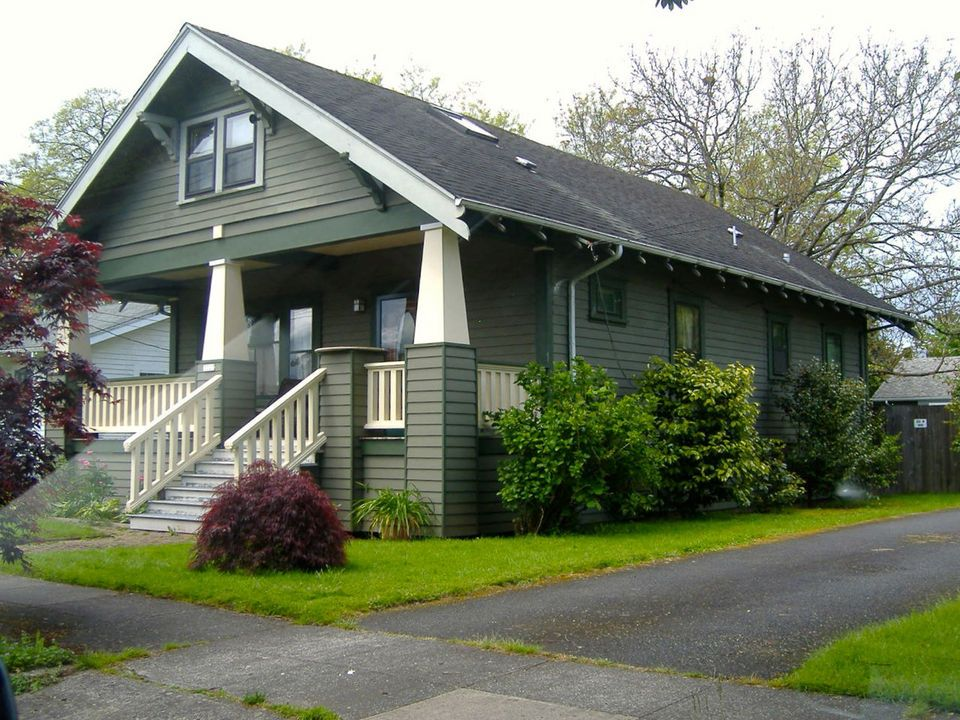 South tabor portland houses bungalows to minimal for Common architectural styles