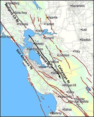 Is California S Hayward Fault An Impending Earthquake Disaster Earthquake Disaster Hayward California Hayward