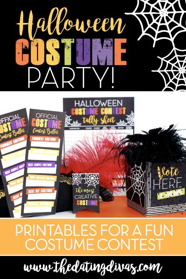halloween costume contest ideas