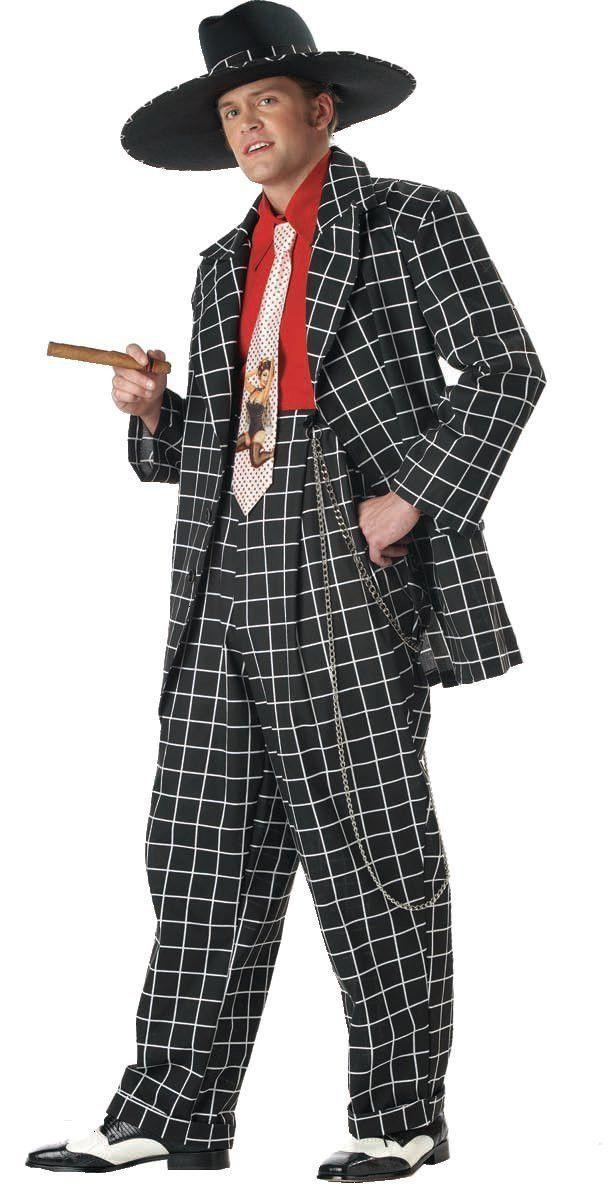 Zoot Suit Men\'s Costume | Pinterest | Zoot suits