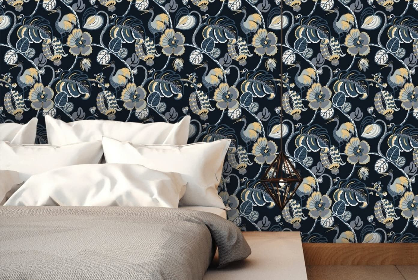 15 Removable Wallpaper Companies To Know In 2020 Removable Wallpaper Bedroom Removable Wallpaper Best Removable Wallpaper