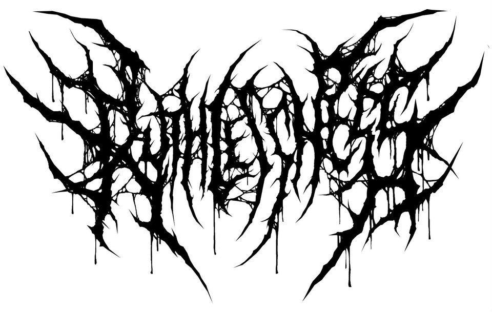 Font tattoo metal black 25+ Best