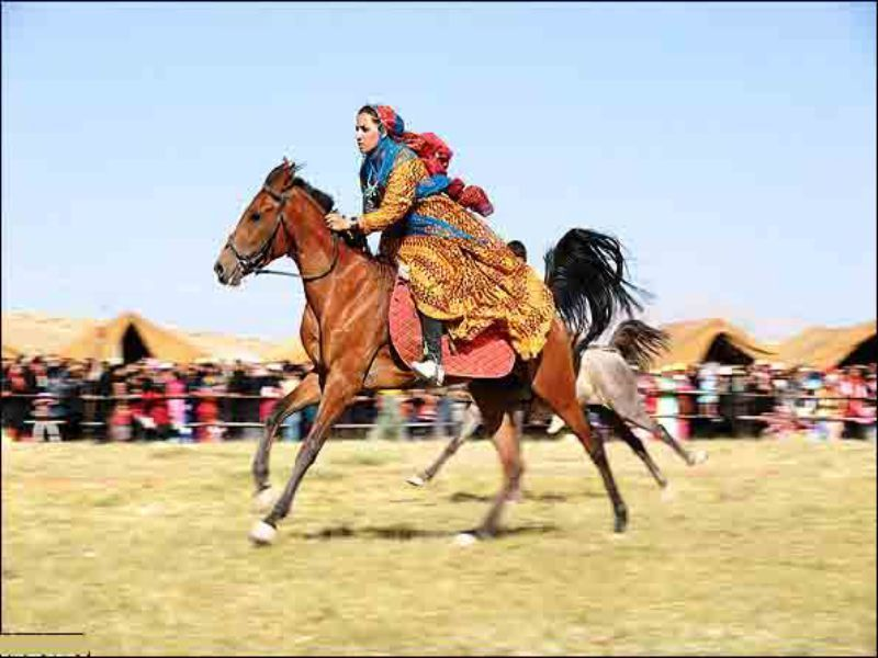 Aryan tribes migrated into the Iranian plateau in the 2d millennium BC. There are over 1.5 million nomads in Iran today.