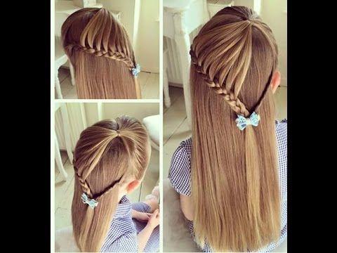 10 Ideas De Peinados Para Ninas Faciles Y Rapidos De Hacer Peinados Para Ninas Peinados Modelos De Trenzas