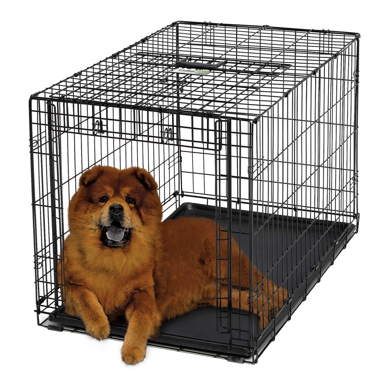Midwest Ovation Single Door Folding Dog Crate 38 L X 23 W X 25