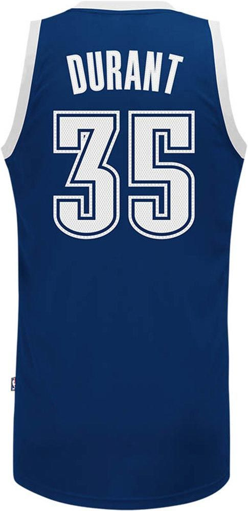 a9dc2aed4692 Oklahoma City Thunder Mens Navy Kevin Durant Jersey http   www.rallyhouse.
