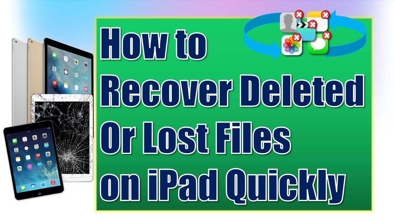 33fa57afcaa8e0369a927d2f1aad4d7e - How To Get Deleted Pictures Back On Ipad Mini