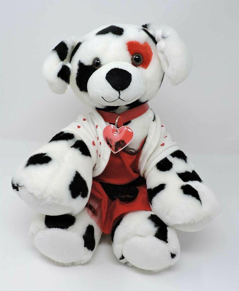 Pin By Auttie Rogers On Build A Bear Friends Clothes Etc Bear Stuffed Animal Dalmatian Dogs Build A Bear Dog [ 1000 x 820 Pixel ]