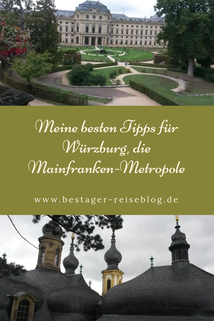 Wurzburg Die Mainfrankenmetropole Urlaub Bayern Reisen Urlaub