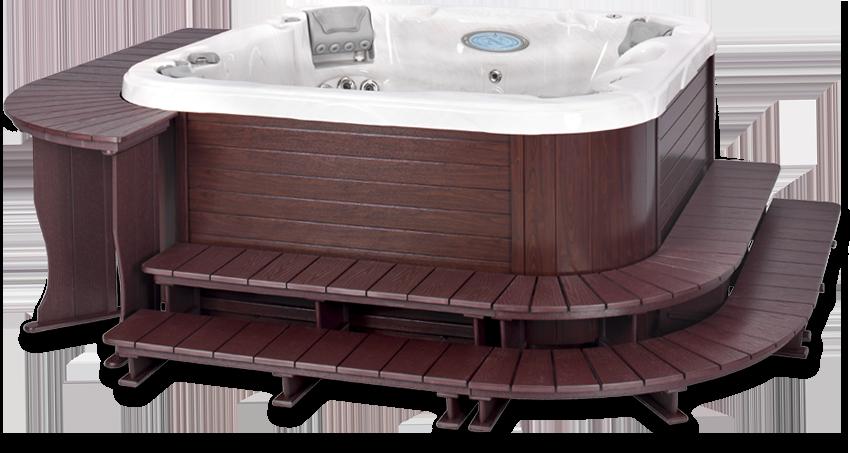 Hot Tub Surrounds A B Accessories Hot Tub Surround Hot Tub Accessories Hot Tub Bar