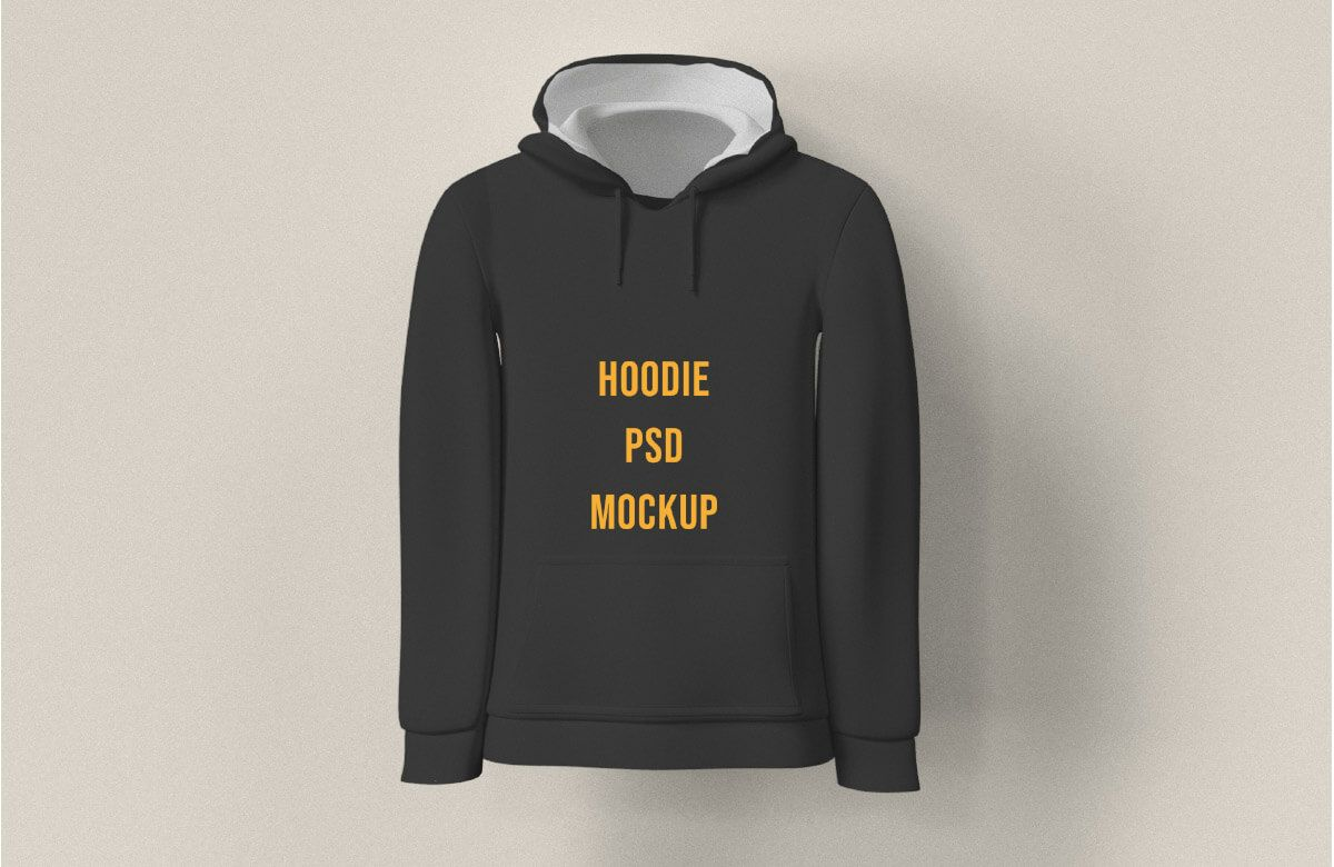Download Free Man S Hoodie Mockup