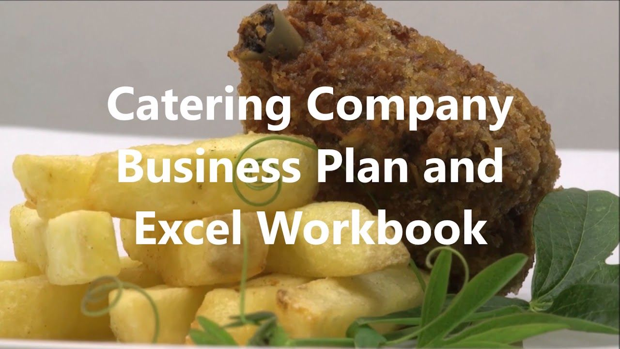Catering Business Plan  Example And Sample  Catering Business