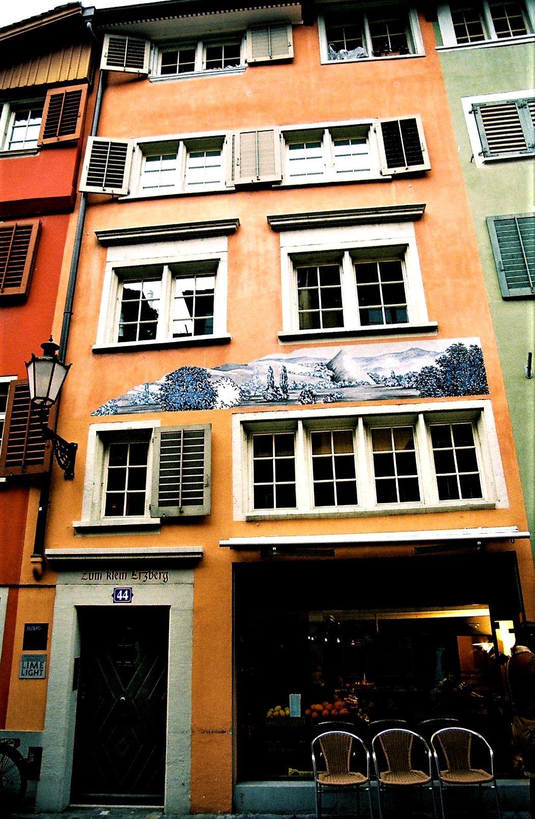 Zurich, Switzerland - Original Photography by R. Stowe