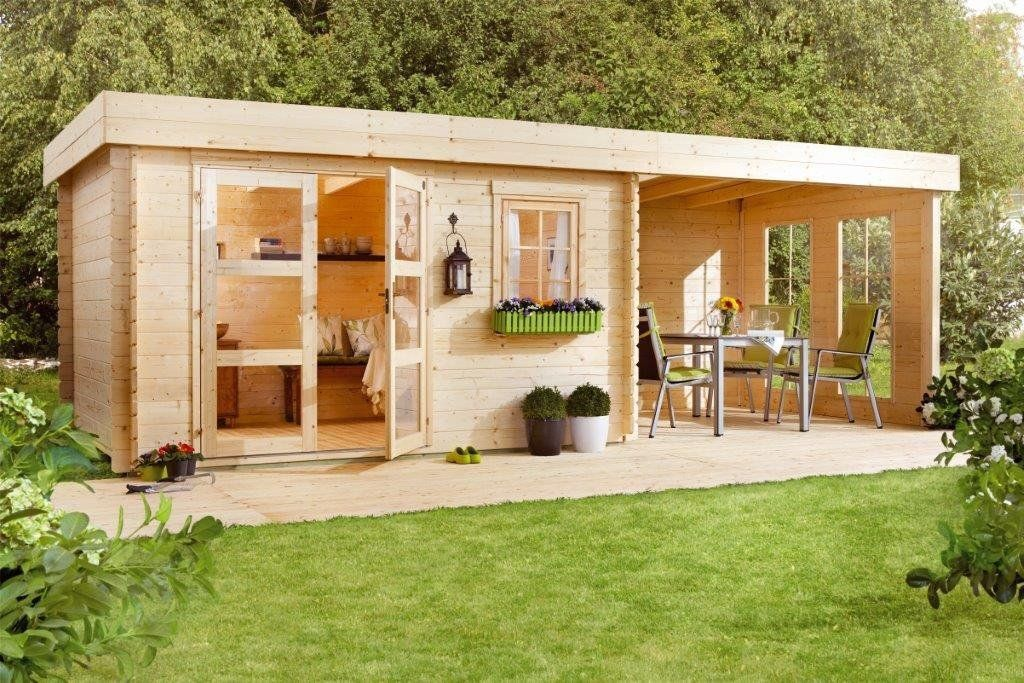 lillevilla lv283 abri de jardin bois naturel abri de. Black Bedroom Furniture Sets. Home Design Ideas