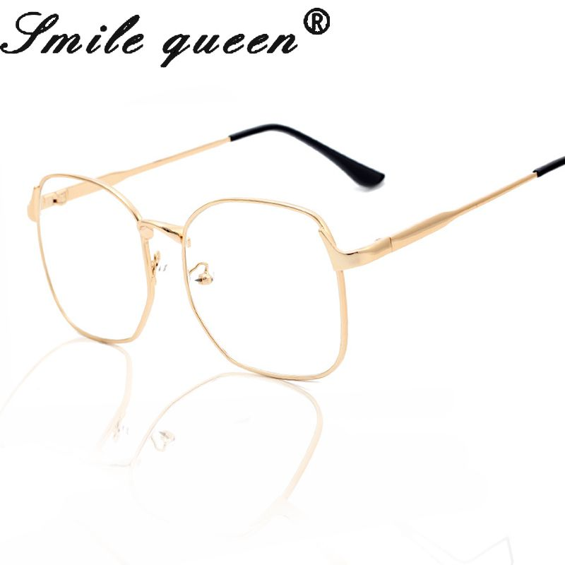 click to buy - Womens Metal Eyeglass Frames