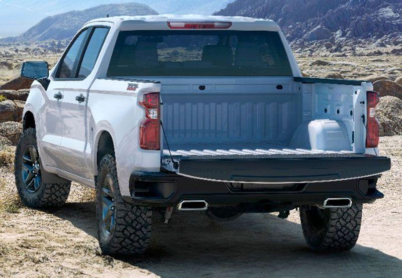 2019 Chevy Silverado 1500 For Truck Campers Trucks Chevrolet