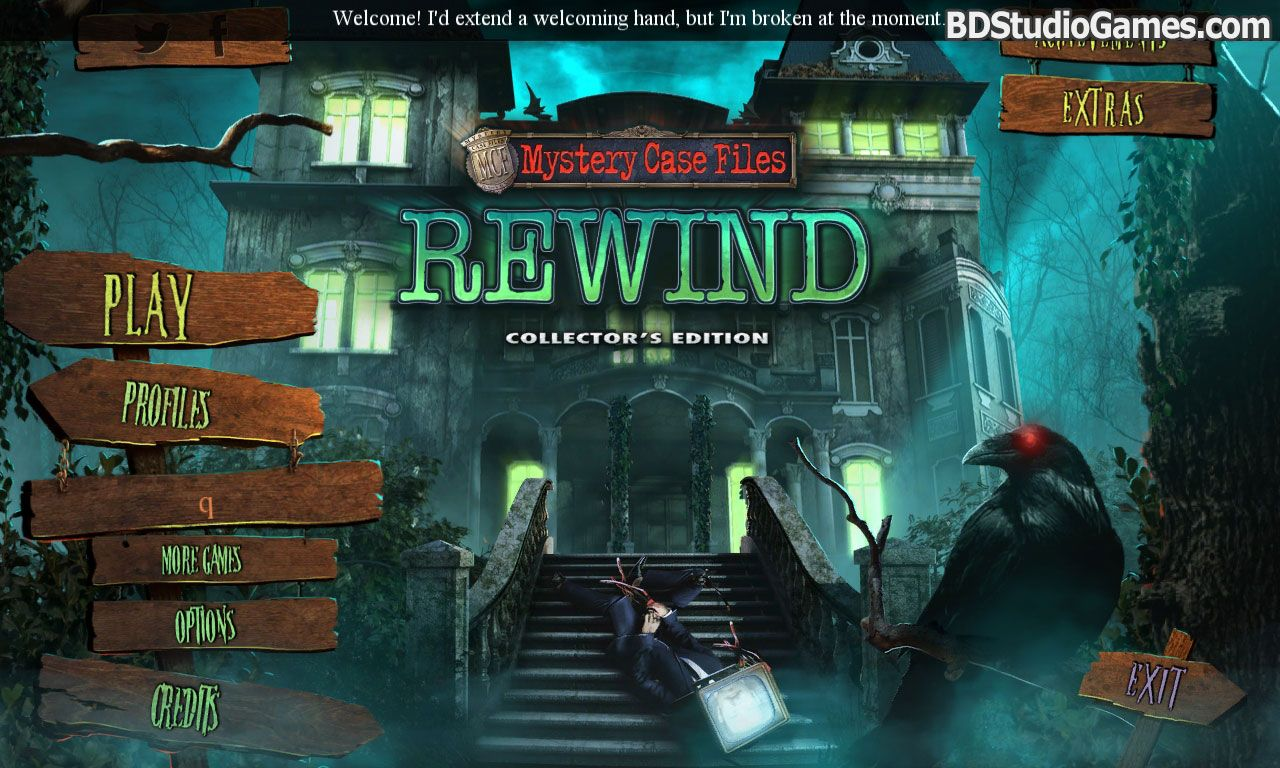 Mystery Case Files Rewind Collector's Edition Free