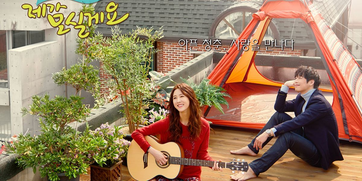 I M Sorry Kang Nam Goo Episode 60 English Sub Take Care Of