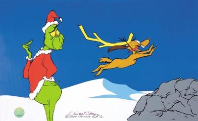 Does anyone else think Max the dog from How The Grinch Stole Christmas was actually a dachshund?