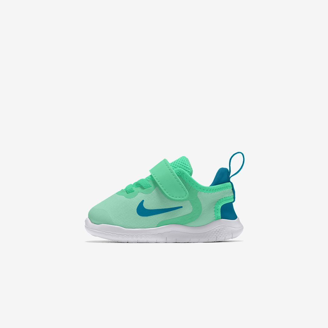 premium selection 1b81a d5d8d The Nike Free RN 2018 By You Infant/Toddler Shoe in 2019 ...