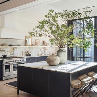 2019 Trend Update: Bold Kitchen Cabinetry – BECKI OWENS