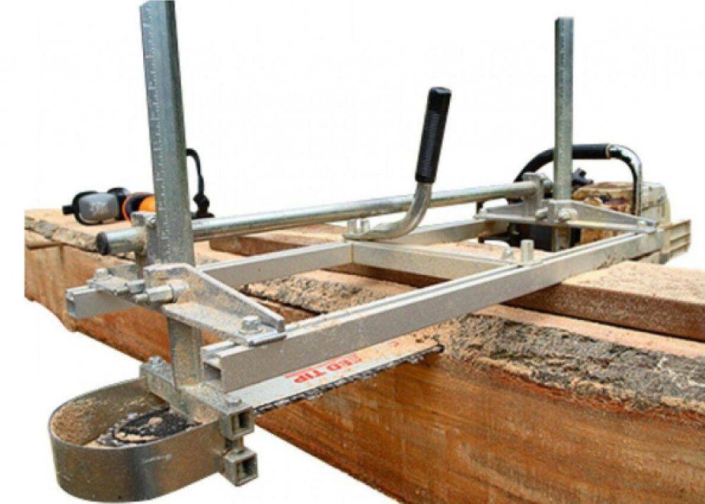 24 Inch Holzfforma® Portable Chainsaw Mill Planking