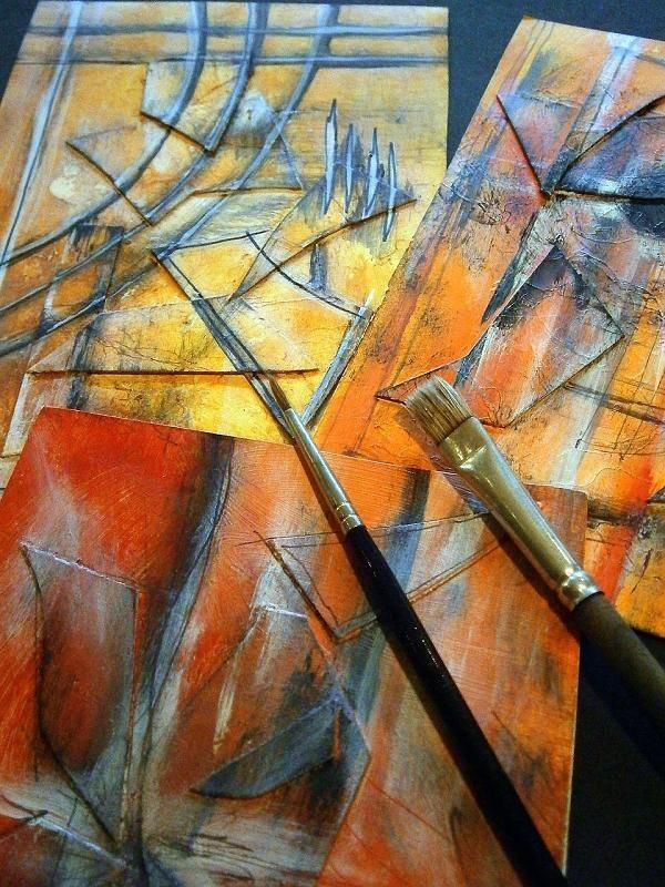 Comment analyser une peinture abstraite - 5 étapes ...