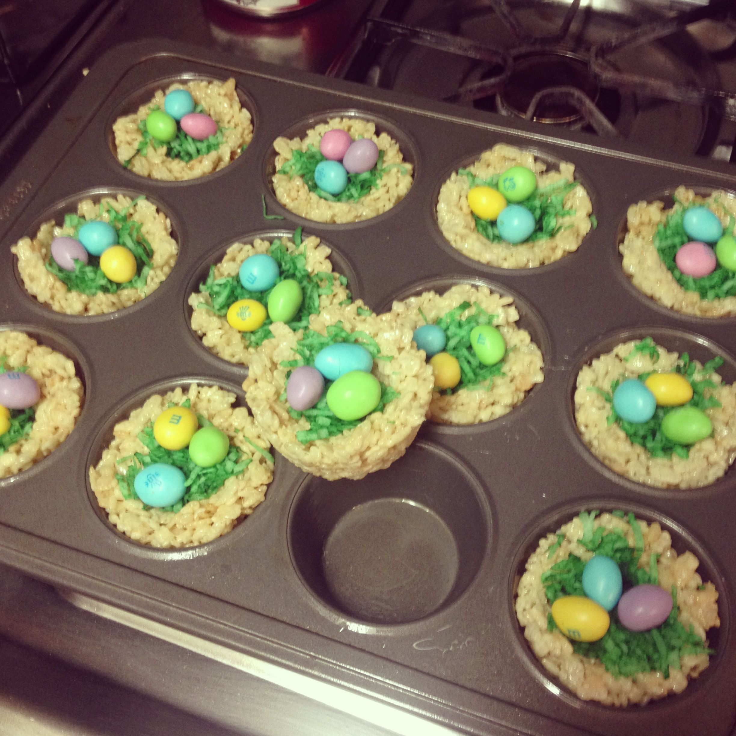 Easter Party Snack For My Playschool Littles!