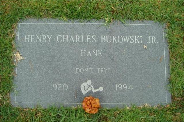 Finding Bukowski