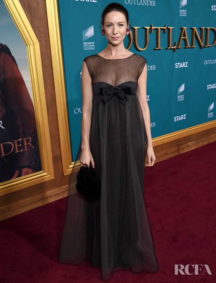 MQ Pics of the Outlander Cast on the Red Carpet of the