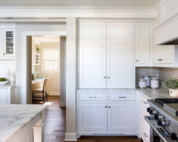 Atemberaubend Küchenschranktüren Weiß Schüttler Bilder ...