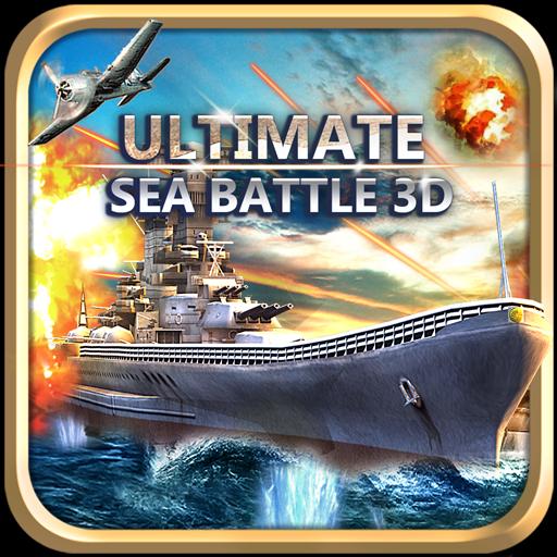 Sea Battle Warships (3D) v1.6.2 (Mod Apk Money) http