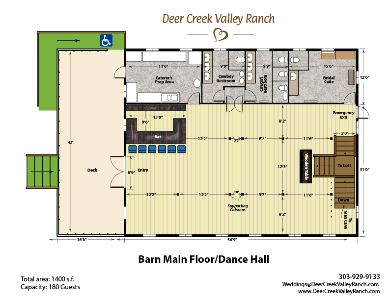 Like Porch Floor Plan Barn Wedding Venue Barn Layout Floor Plans