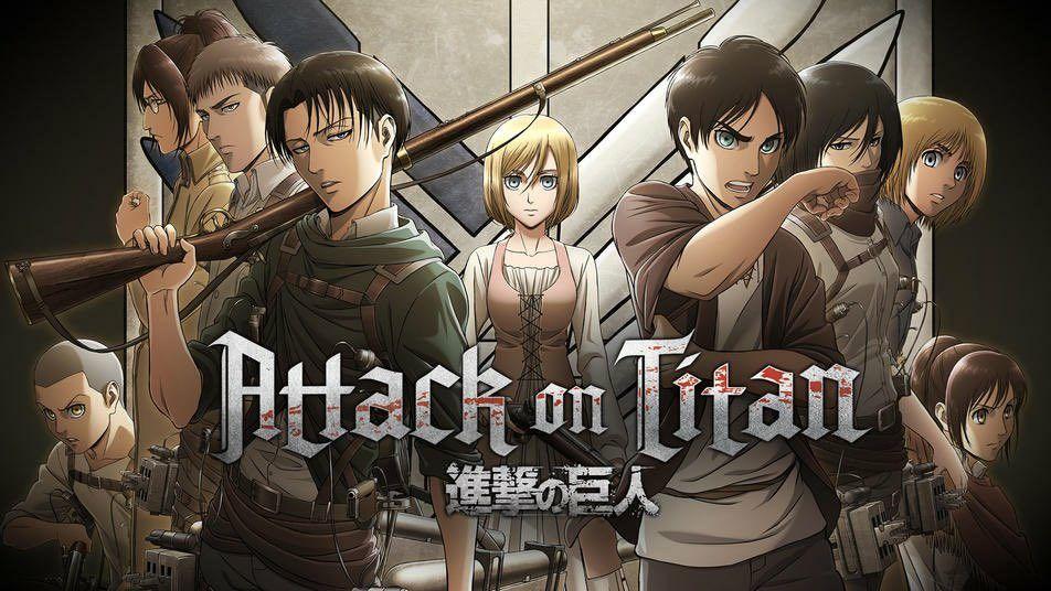 Pin by Jojo Johnson on anime in 2020 Attack on titan