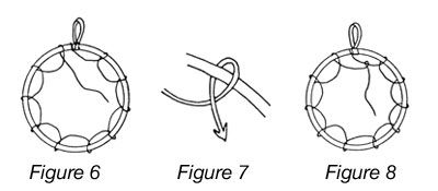 How To Make Different Types Of Dream Catchers Craft Tutorial How to Make a Dream Catcher Picts Dream 14
