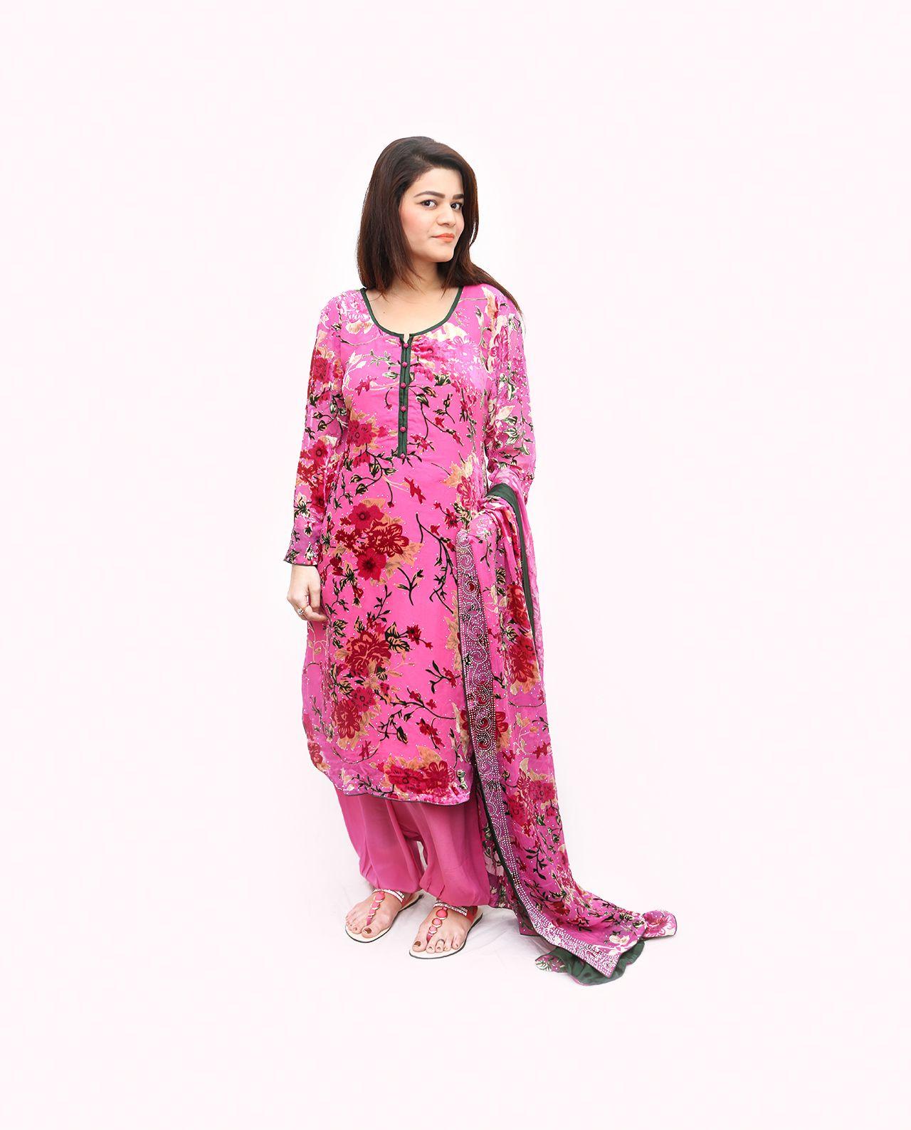 2db0f3fa4f Palachi Salwar Kameez With Beads Deisgn   Things to Wear   Shalwar ...