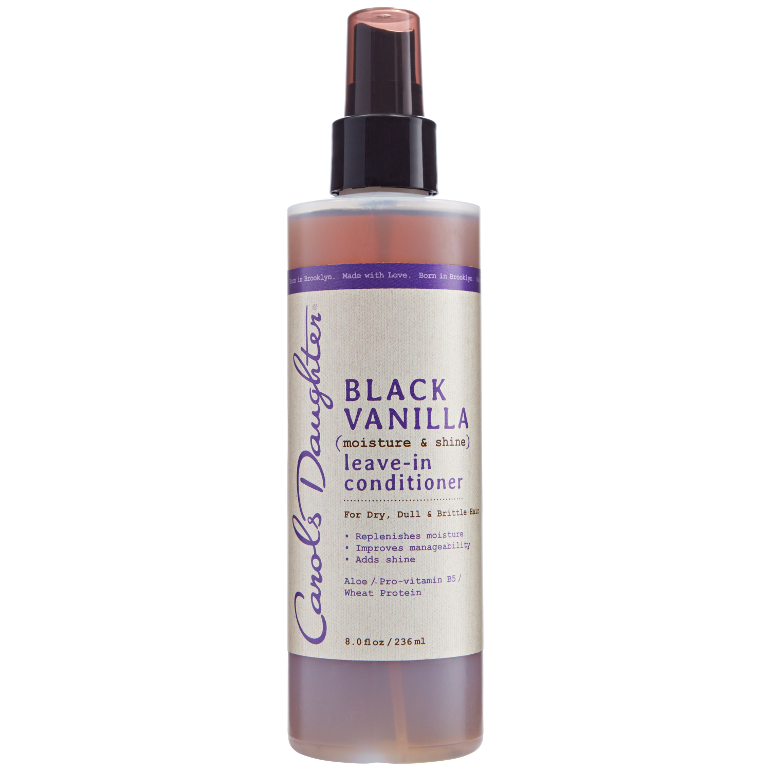 These Leave In Products Are Basically A Tall Glass Of Water For Dry Natural Hair Leave In Conditioner Carols Daughter Products Black Vanilla
