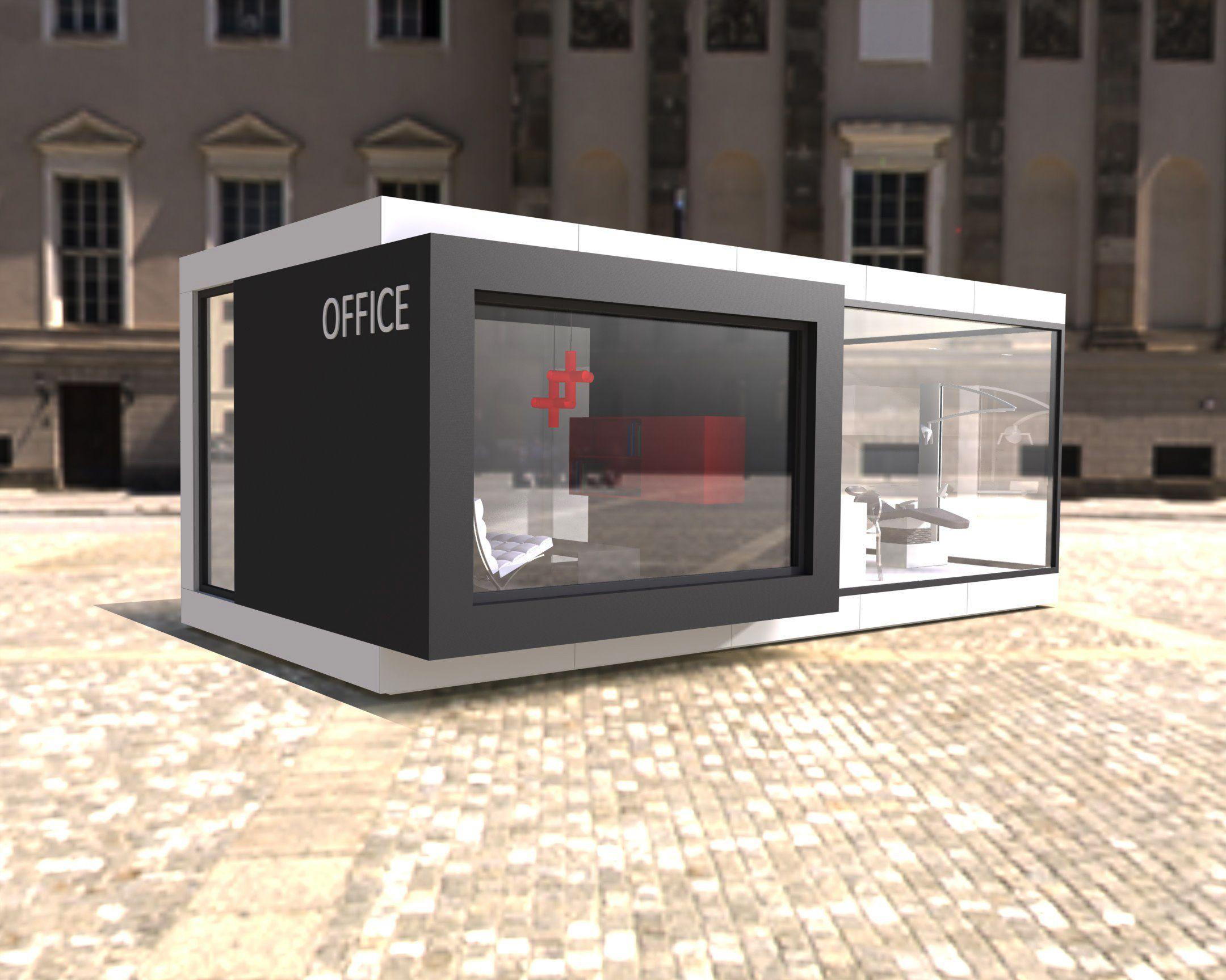 Projet Pavillon