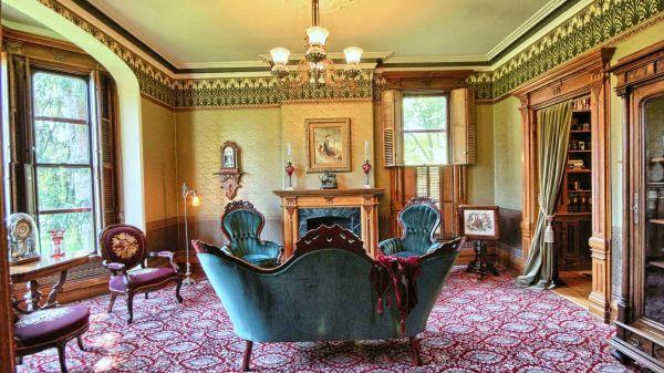 For Sale A Second Empire Victorian In Michigan