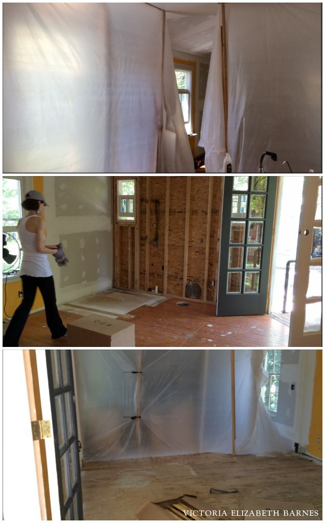 Gutting A House